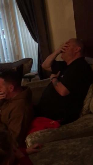 Lad pranks his dad by making him think he broke his neck after snapping pasta in his mouth collection item
